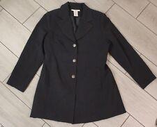Cabi Womans Blazer Jacket Size 14