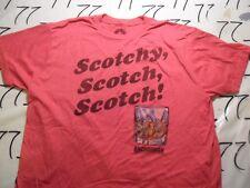 Large- Anchor Man Scotch T- Shirt