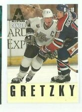 1993-94 Leaf Gold All-Stars #6 Wayne Gretzky/Doug Gilmour (ref 16451)