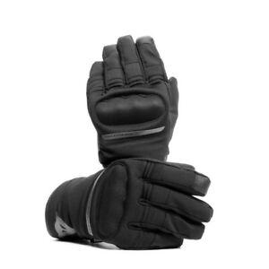 Dainese Avila D-Dry Waterproof Winter Motorbike Motorcycle Gloves Black SALE