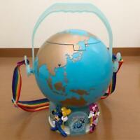 VG LIMITED Mickey Globe Tokyo Disney Sea 10th anniversary popcorn bucket