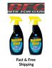 Stoner Invisible High Quality Premium Window & Glass Cleaner 650ML X2
