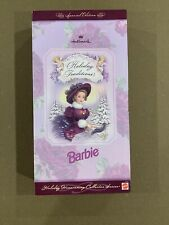 Barbie Doll - 1996 Special Edition Hallmark Holiday Homecoming Collector Series