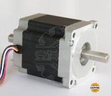 (US)ACT 8-lead dual shaft nema34 stepper motor 34HS9820B 2A,6.1N.M bipolar CNC