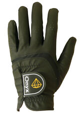 New Onyx Junior / Kids Golf Glove - Left Hand Medium Black - Suits Ages 7 to 10