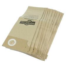 Sacs à poussière EN PAPIER POUR ASPIRATEUR SEBO Karcher Jeyes 350 360 BS36 BS46