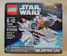 LEGO Star Wars Microfighters X-Wing Fighter (75032) NEW NIB 97 PC. Pilot Minifig