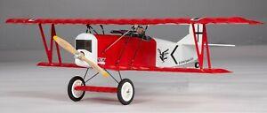 RC Balsa 1200mm Fokker DVII WW1 Doppeldecker 4S LiPo ARF ARTF SFMEP46