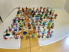 Rare Huge Lot Of 110 Micro Mini Pvc Disney Parks Collector Series Figures