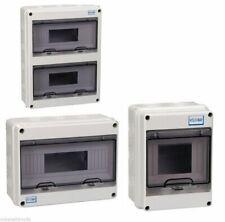 kleinverteiler Sicherungskasten Feuchtraum IP65 Verteilerkasten Unterverteilung