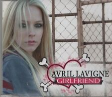 AVRIL LAVIGNE Girlfriend 2 TRACK CD