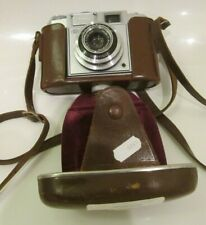 ZEISS IKON CONTINA PRONTOR-SVS 35mm FILM CAMERA And Leather Case