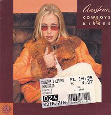 Anastacia-Cowboys &Kisses cd single