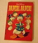 WALT DISNEY PAPERI & PAPERE MONDADORI N° 63 MARZO 1982