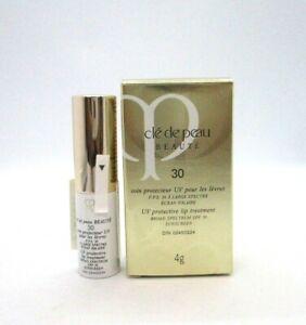 Cle de Peau Beaute 30 UV Protective Lip Treatment Spf 30 ~ .14 oz ~ BNIB
