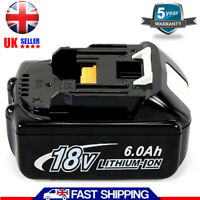 For MAKITA BL1860 18V 6.0AH LXT Li-ion Battery BL1850 Lithium-ion LXT-400 BL1830