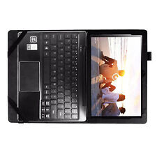 Schutzhülle für Lenovo IdeaPad Miix-310 10.1 Slim Cover Flip Case Etui Schwarz