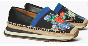 NEW Tory Burch Printed Daisy Slip-on Sneaker Flats