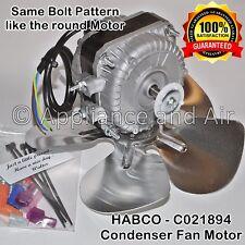 HABCO EE-5813 COKE PEPSI Condenser Fan Motor Kit - ESM 28 42 46 V2 Soda Coolers