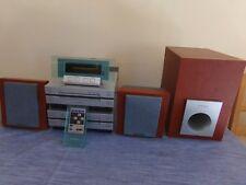 PIONEER XC-L7 Impianto Completo CD, Piastra, Radio, Casse, Sub, Telecomando