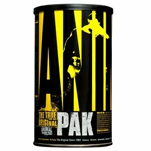 Universal Animal Pak44 Packs Mens Multivitamin Vitamins Minerals FREE DELIVERY