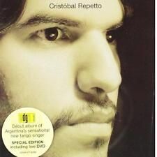 Cristobal repetto-same (2006) - CD + DVD special edition