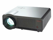 Home theater led-lcd projector with HD resolution, HDMI 2800 ANSI-lumen, 2000:1