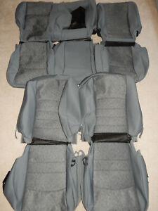 2013-2018 Dodge RAM CREW CAB 1500/2500/3500 OEM cloth seat covers