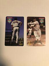 Lou Gehrig Cal Ripken Card Set 1995 LTD $1