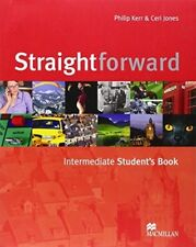 Straightforward Intermediate: Student's Book, Very Good Books