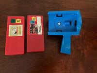 Vintage Star Wars Kenner Movie Viewer 2 Film cartridges Speed Buggy / Woodstock