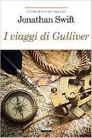 I viaggi di Gulliver di J. Swift Libro Nuovo Crescere Edizioni