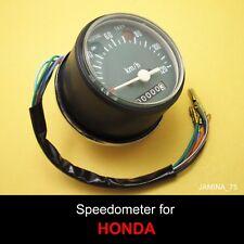 Honda CG110 CG125 CT125 CB100 CL100 SL100 XL100 SB90 SB100 Speedometer Gauge