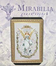 OOP Mirabilia Nora Corbett Cross Stitch Chart MD65 Angel Of The New Dawn