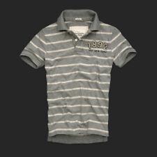 Abercrombie Schroon River Polo Camiseta Talla XXL