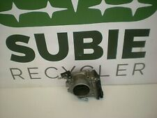 2006-11 SUBARU FORESTER IMPREZA LEGACY THROTTLE BODY ASSEMBLY OEM P/N 16112AA300