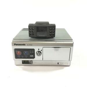 Panasonic AG-CPD20 Video Recorder and Panasonic Arbitrator CN258IR-P Camera