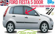 FORD Fiesta 5 DR 2001-2008 MK6 Front Drivers Door OSF B Pillar Plastic Trim NEW