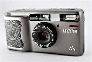 【EXC+5】Ricoh R1s Point & Shoot Compact 35mm Film Camera from Japan #452