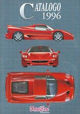 Detail Cars Model Catalogue • 1996 • 1/43 Diecast • Very Good