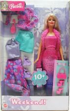 "MATTEL B9674 BARBIE - ""WEEKEND"""