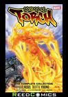 HUMAN TORCH BY KESEL AND YOUNG COMPLETE COLLECTION GRAPHIC NOVEL Collects #1-12