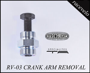 STRONGLIGHT 23.3 mm Crank Puller Extractor Remover Tool and Specialites TA 23x1