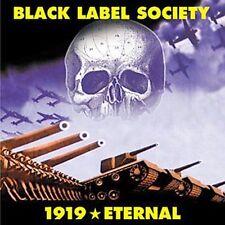 Black Label Society - 1919 Eternal  (CD, Mar-2002, Spitfire Records)