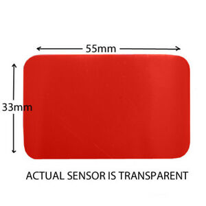 JEEP COMMANDER (06 - 10) WINDSCREEN RAIN LIGHT SENSOR ADHESIVE PAD