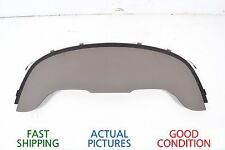 2007 - 2009 VOLVO C70 CONVERTIBLE ROOF REAR COVER / PANEL - OEM