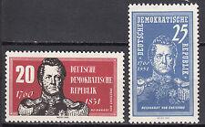 DDR 1960 Mi. Nr. 793-794 Postfrisch ** MNH