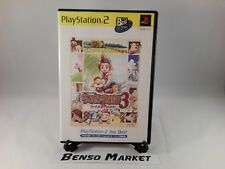 HARVEST MOON 3 SAVE THE HOMELAND SONY PS2 PLAYSTATION 2 JAP GIAPPONESE COMPLETO