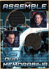 2012 Upper Deck Avengers Assemble Costume Card AD-25 - Loki Hawkeye