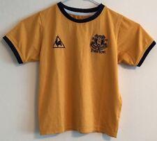 Everton Camisa De Fútbol Para Niños Talla 4-5 años le coq sportif